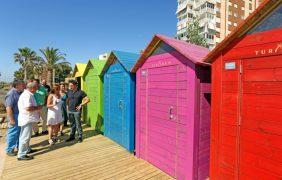 Colomer recupera las 'casetas-vestidor' en las playas