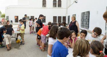 Empieza la Escoleta d'estiu de la Diputación