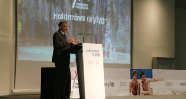 Puig presenta la campaña Mediterrani en Viu