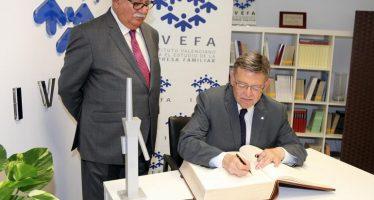 Puig piropea a las empresas familiares en la asamblea de IVEFA