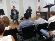 Soler pide a la sociedad alicantina que reivindique la financiación