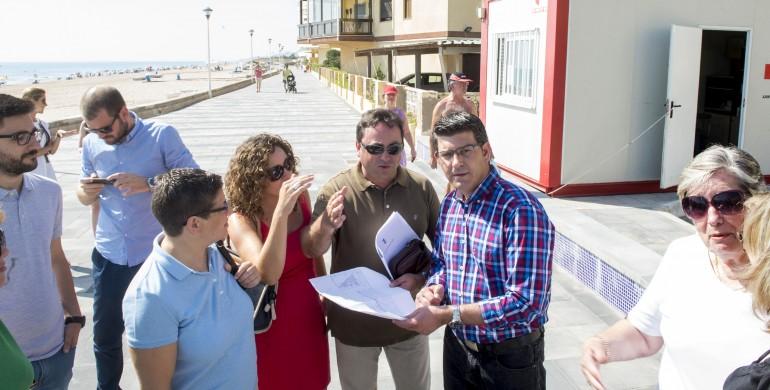 Jorge Rodríguez visita Sueca foto_Abulaila (3)