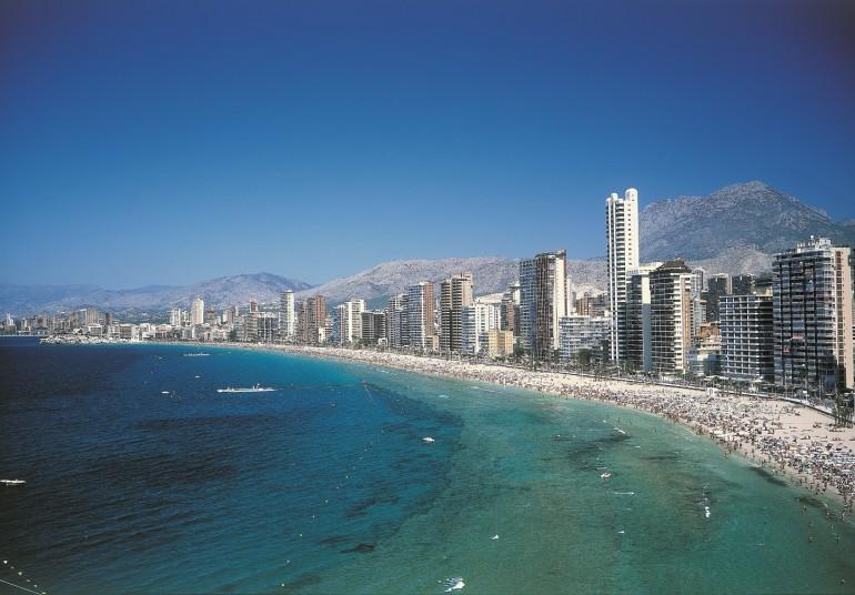 Playa_Benidorm_levante_