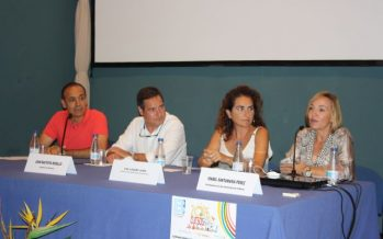 Inaugurados los cursos de Verano 'Rafael Altamira' en Benissa