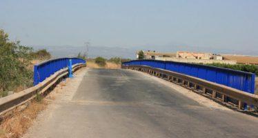 Almassora repara el puente de Pla de Museros sobre la AP-7