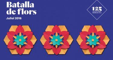 Valencia se prepara para la Batalla de Flores del 125 aniversario