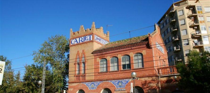 Vivienda coordina con el Ayuntamiento de Carlet actuaciones en el parque público
