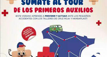 Alicante acoge el Tour de verano 2016 Súmate a practicar los primeros auxilios