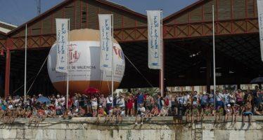 La XXIV Travesía a Nado de Valencia la gana una mujer por primera vez
