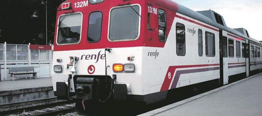 Renfe logra 20.000 nuevos clientes en Alta Velocidad con origen y destino la Comunitat en Navidad