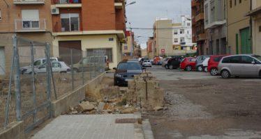 Dan comienzo las obras en la calle Aurora del Castellar – Oliveral