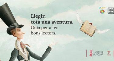 La guía 'Leer, toda una aventura' propone libros para todos los públicos