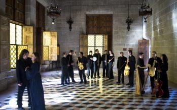 Capella de Ministrers presenta el concierto 'Mediterraneum' en Peñíscola