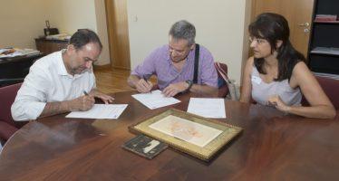 Donan cinco obras de Ignacio Pinazo Camarlench al Museo de Bellas Artes