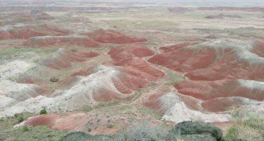 Quinta etapa: De Santa Fé al Desierto Pintado de Arizona