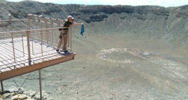 Sexta jornada. Arizona. La esquina de Winslow y el cráter Barringer