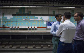 FGV instalará en 2017 plataformas accesibles en las estaciones de Mislata