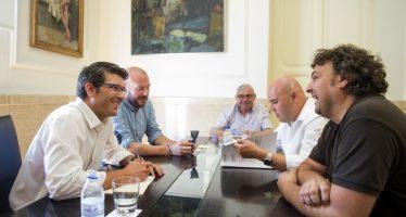 La Diputación retomará su colaboración con el certamen de Música de Cámara de Gilet
