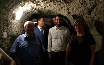 Requena se reivindica como destino turístico con el nuevo atractivo de los túneles de La Villa