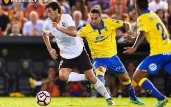 Decepcionante estreno del Valencia CF en Mestalla (2-4)
