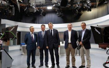 Puig anuncia que las instalaciones de RTVV serán del Consell en 7 días