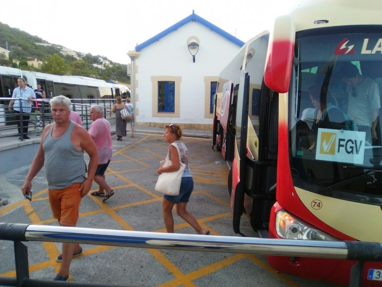 autobuses calp denia