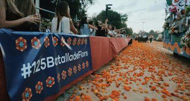 Este dijous comença la venda online de llotges per a la Batalla de Flors 2017