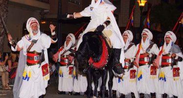 Gran Entrada de Moros y Cristianos en Riba-roja de Turia