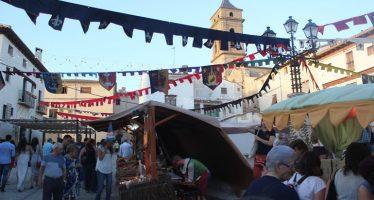 Mercado Medieval de Requena 2016