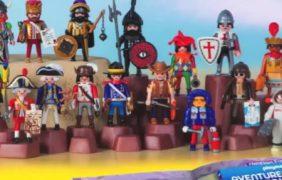 Igualdad pide a Playmobil que incluya mujeres en su colección histórica