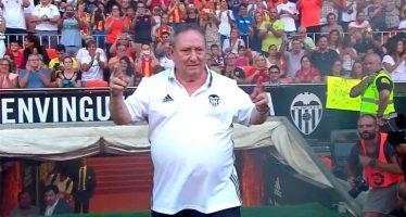 Presentación del Valencia CF 2016-2017