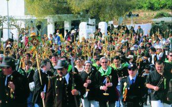 El Consell declara Bien de Interés Cultural Inmaterial la 'Romeria de les Canyes' de Castellón