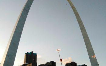 Segunda etapa: Cruzando el Mississippi hasta Sant Louis