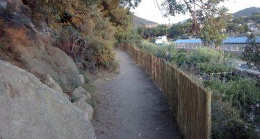 L'Ajuntament de La Vall d'Uixó condiciona la Senda del Quistel