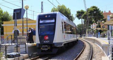 FGV participa en el 125 aniversario de la línea Valencia – Bétera
