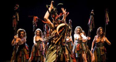 Las bacantes. El grito de la libertad llega al Teatro Romano de Sagunto