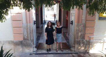 El Ayuntamiento abre los Jardines de Monforte a la calle a través del palacete