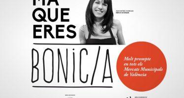 Bonic/a Fest: Una noche festiva en los mercados municipales de Valencia