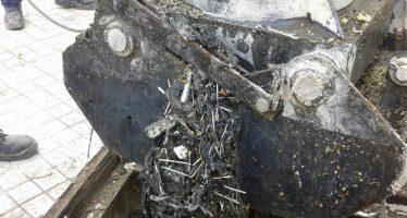 Comienzan las obras de reparación de la estación de bombeo de Gascó Oliag