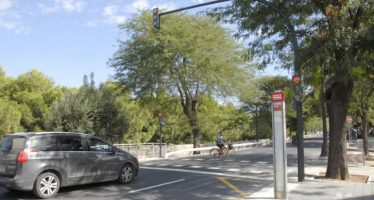 Se abre el primer paso peatonal aprobado en los presupuestos de participación ciudadana