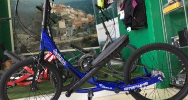 Ciclocostura, bicis eléctricas y diseño en LasNavesSobreRuedas