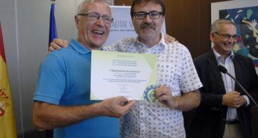 La Generalitat premia el plan de peatonalización de Ciutat Vella