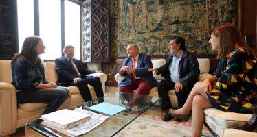 La Generalitat trabajará junto a Amnistía Internacional para garantizar la acogida de refugiados