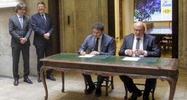 Acuerdo turístico entre la Comunitat y Cataluña