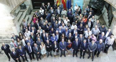 El sector agrario firma el manifiesto por una financiación justa del Consell