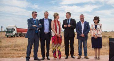 """Puig destaca el """"discurso común"""" en iniciativas en favor del empleo como Parc Sagunt"""