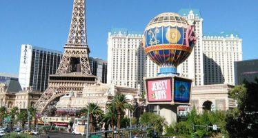 Las Vegas. Un oasis dorado en el desierto de Nevada