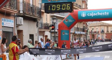 Alberto Rodríguez se impone en la Media Maratón de Cheste