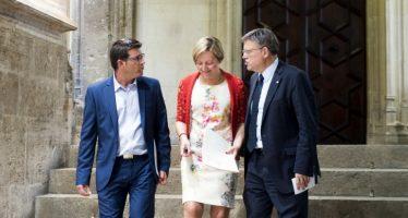 Valencia, voz discordante en el bono único de transporte
