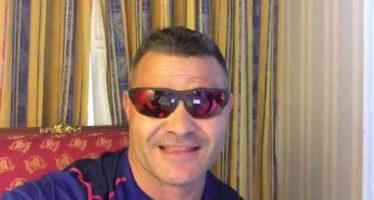 David Casinos, padrino de la Can-rrera Popular de Bioparc Valencia